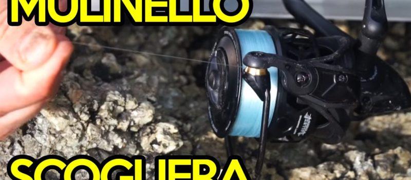 Piccolo trucco per Pescare in Scogliera