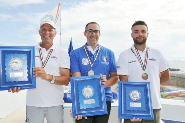 Amato Campione Italiano di Pesca in Mare